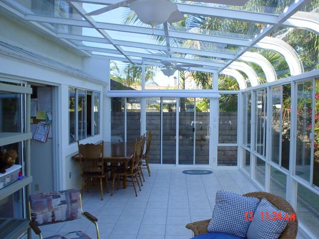 California Sunrooms Curved Sunrooms Solariums